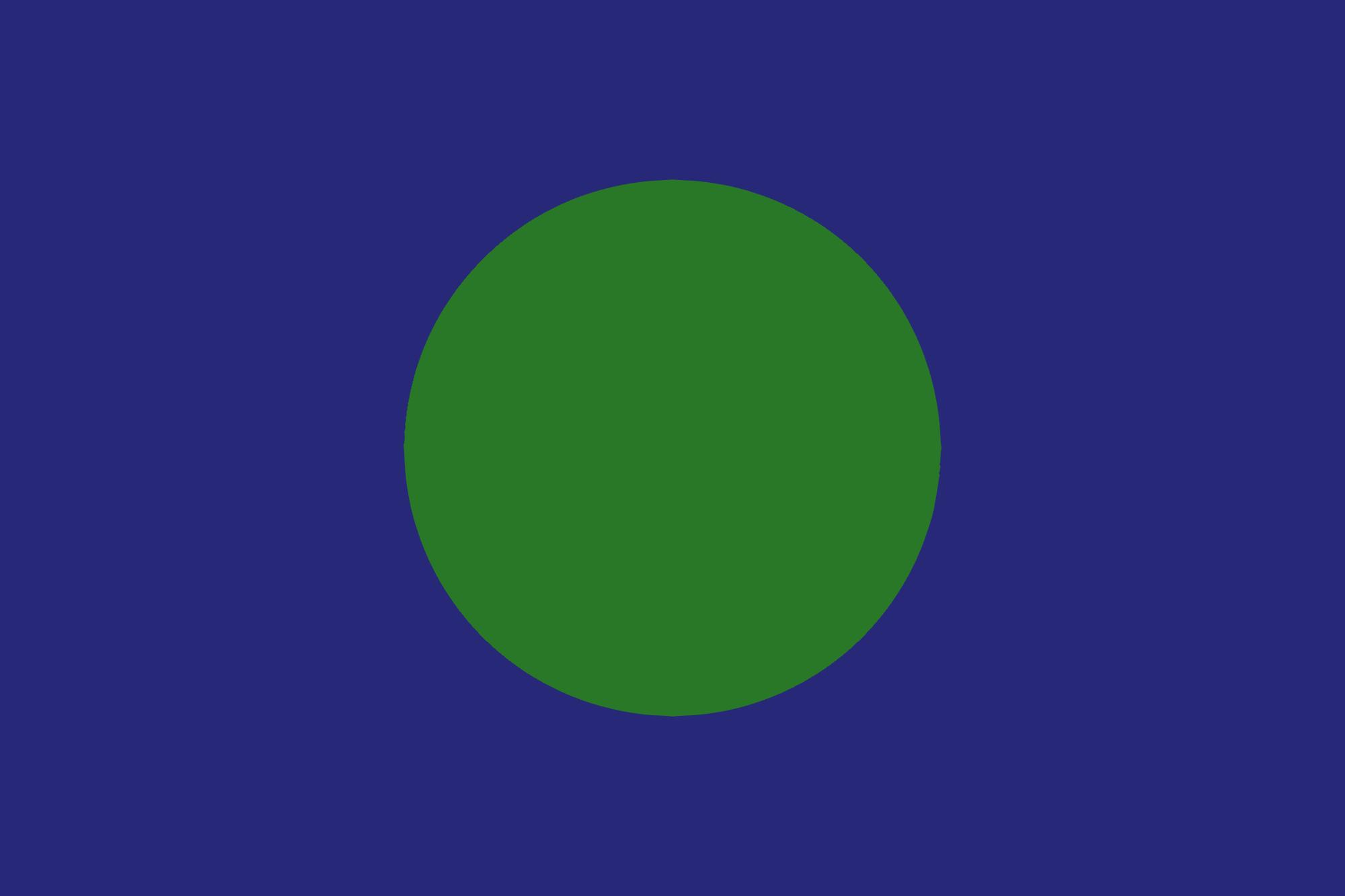 マリモの日本国旗